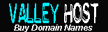 Valley Host Domain Names