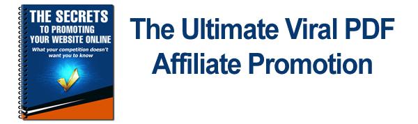 Viral PDF Affiliate Promotion